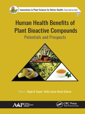 cover image of Human Health Benefits of Plant Bioactive Compounds