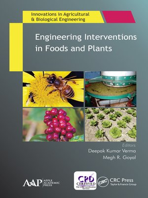 cover image of Engineering Interventions in Foods and Plants