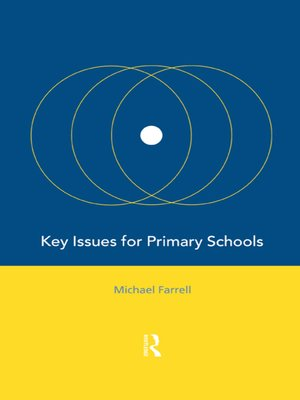 cover image of Key Issues for Primary Schools
