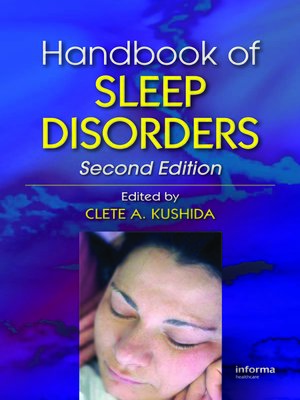 cover image of Handbook of Sleep Disorders