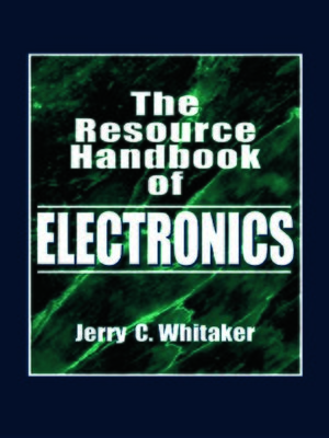 cover image of The Resource Handbook of Electronics