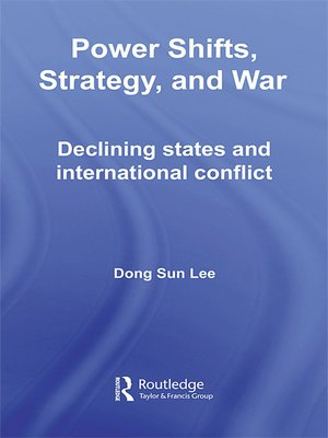cover image of Power Shifts, Strategy and War