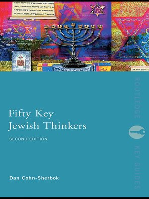 cover image of Fifty Key Jewish Thinkers