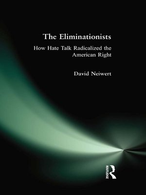 cover image of Eliminationists