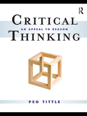 cover image of Critical Thinking