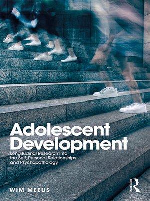 cover image of Adolescent Development