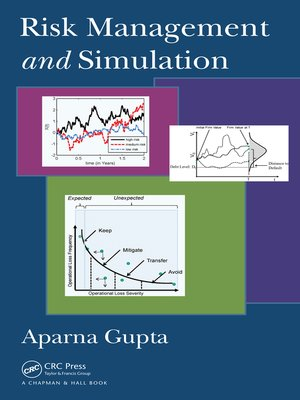 cover image of Risk Management and Simulation
