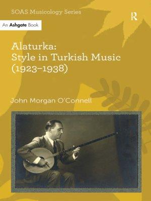 cover image of Alaturka