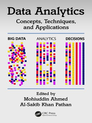 cover image of Data Analytics