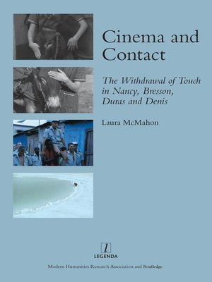 cover image of Cinema and Contact