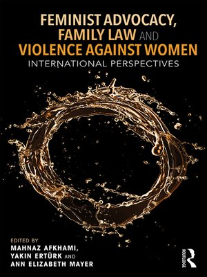 cover image of Feminist Advocacy, Family Law and Violence against Women