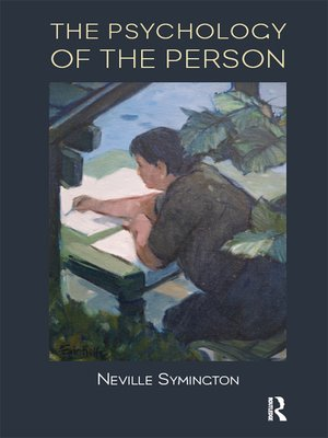 cover image of The Psychology of the Person