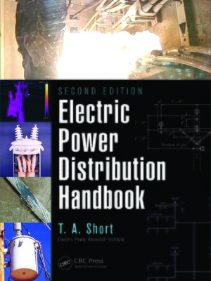 cover image of Electric Power Distribution Handbook