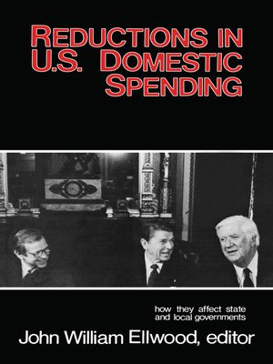 cover image of Reductions in U.S. Domestic Spending