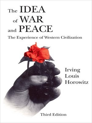 cover image of The Idea of War and Peace