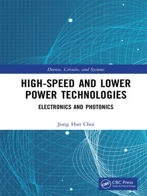 cover image of High-Speed and Lower Power Technologies
