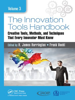 cover image of The Innovation Tools Handbook, Volume 3