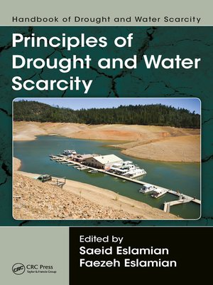 cover image of Handbook of Drought and Water Scarcity