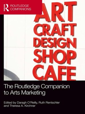 cover image of The Routledge Companion to Arts Marketing