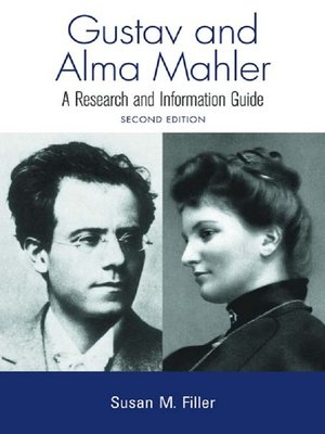 cover image of Gustav and Alma Mahler