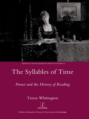 cover image of The Syllables of Time