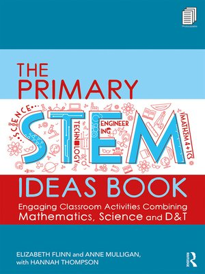 cover image of The Primary STEM Ideas Book