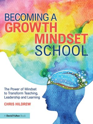 cover image of Becoming a Growth Mindset School