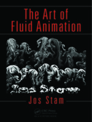 cover image of The Art of Fluid Animation