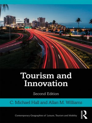 cover image of Tourism and Innovation