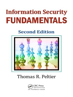 cover image of Information Security Fundamentals