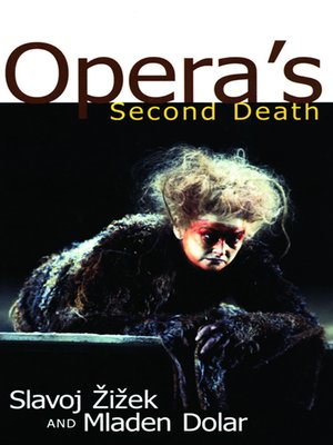 cover image of Opera's Second Death