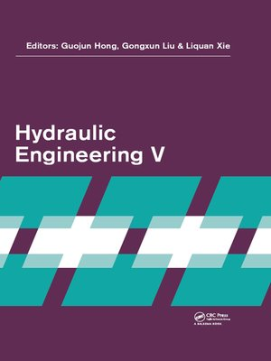 cover image of Hydraulic Engineering V