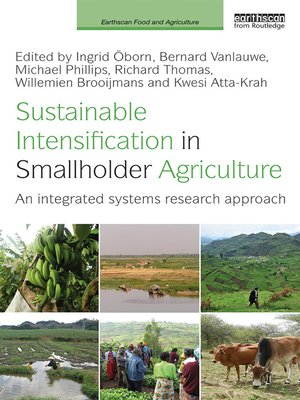 cover image of Sustainable Intensification in Smallholder Agriculture