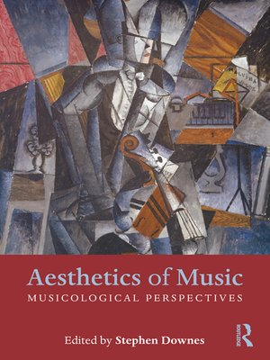 cover image of Aesthetics of Music