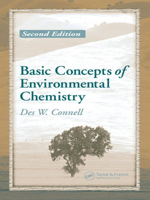 cover image of Basic Concepts of Environmental Chemistry