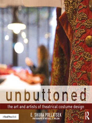 cover image of Unbuttoned
