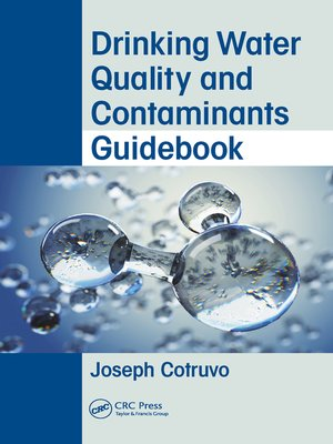cover image of Drinking Water Quality and Contaminants Guidebook