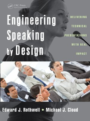 cover image of Engineering Speaking by Design
