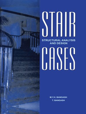 cover image of Staircases--Structural Analysis and Design