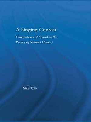 cover image of A Singing Contest