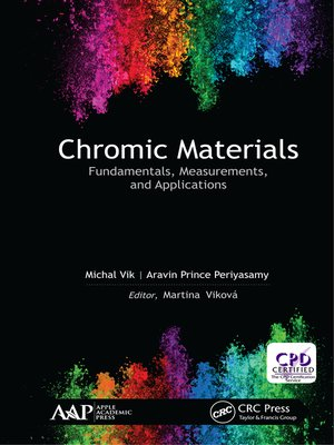 cover image of Chromic Materials