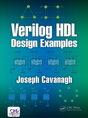 cover image of Verilog HDL Design Examples