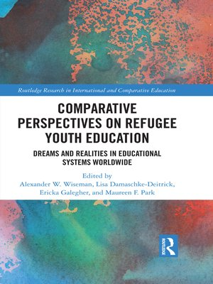 cover image of Comparative Perspectives on Refugee Youth Education