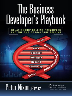 cover image of The Business Developer's Playbook