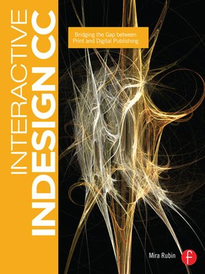 cover image of Interactive InDesign CC