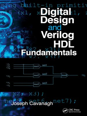 cover image of Digital Design and Verilog HDL Fundamentals