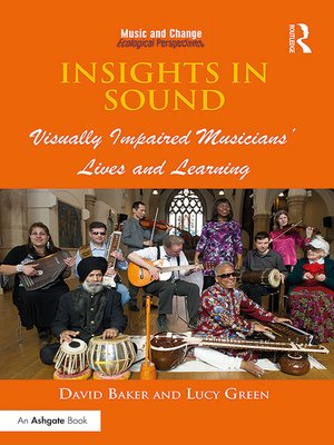 cover image of Insights in Sound