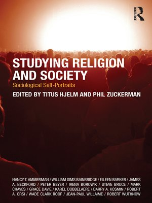 cover image of Studying Religion and Society