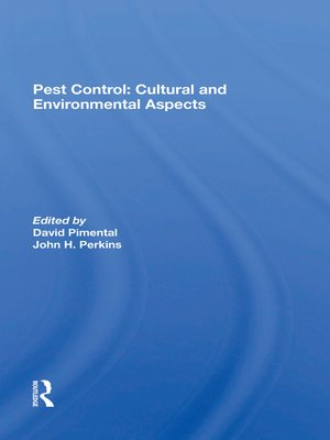 cover image of Pest Control