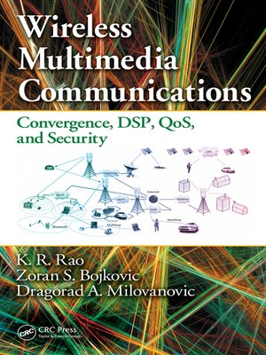 cover image of Wireless Multimedia Communications